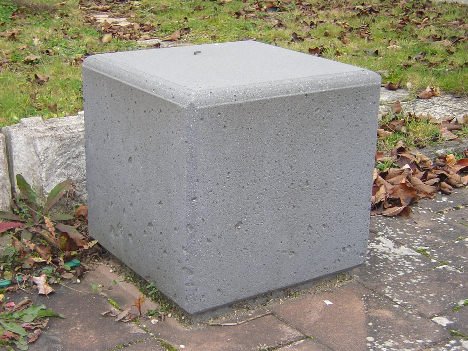 Concrete Seating